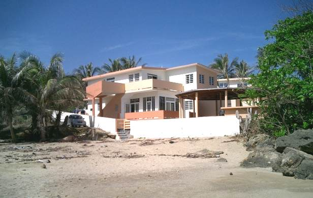 BeachFront Homes - Rincon, Puerto Rico